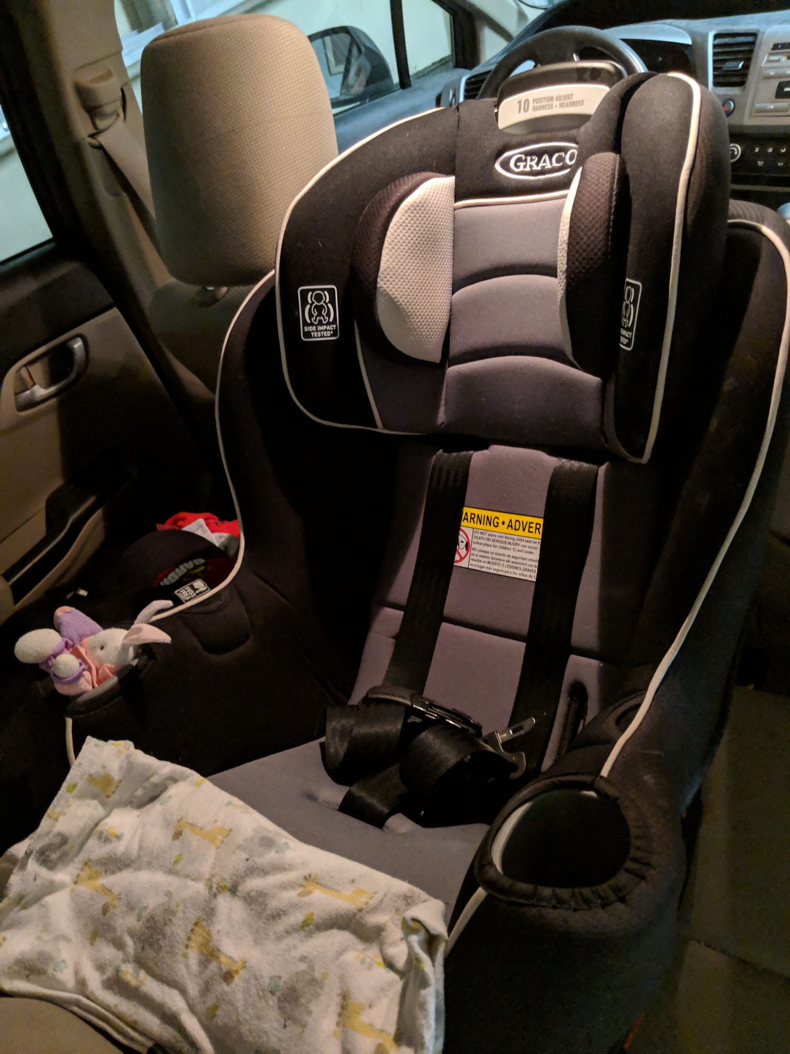 Target's Car Seat Recycling/Trade-in