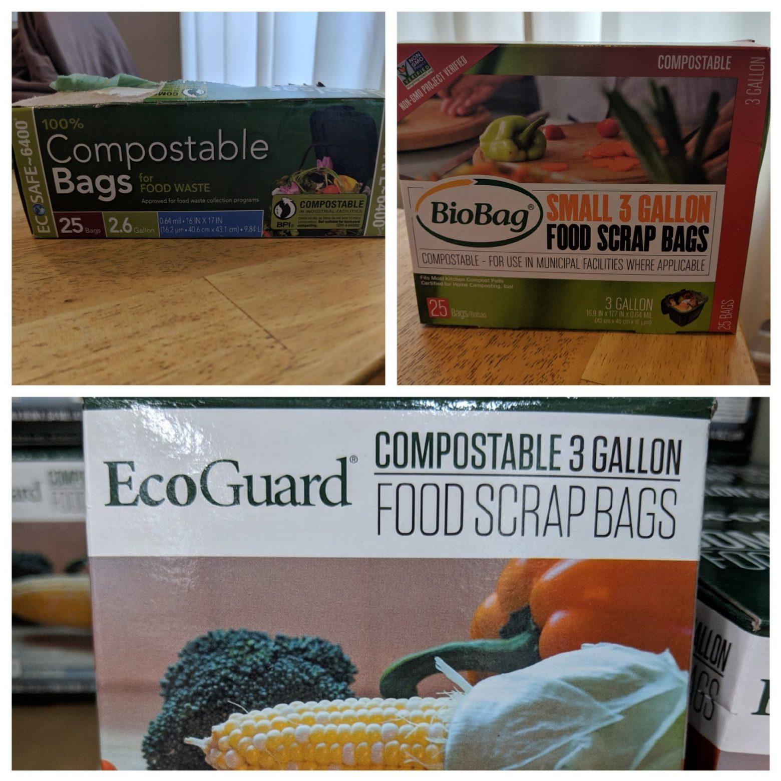 Compost Bags Comparison