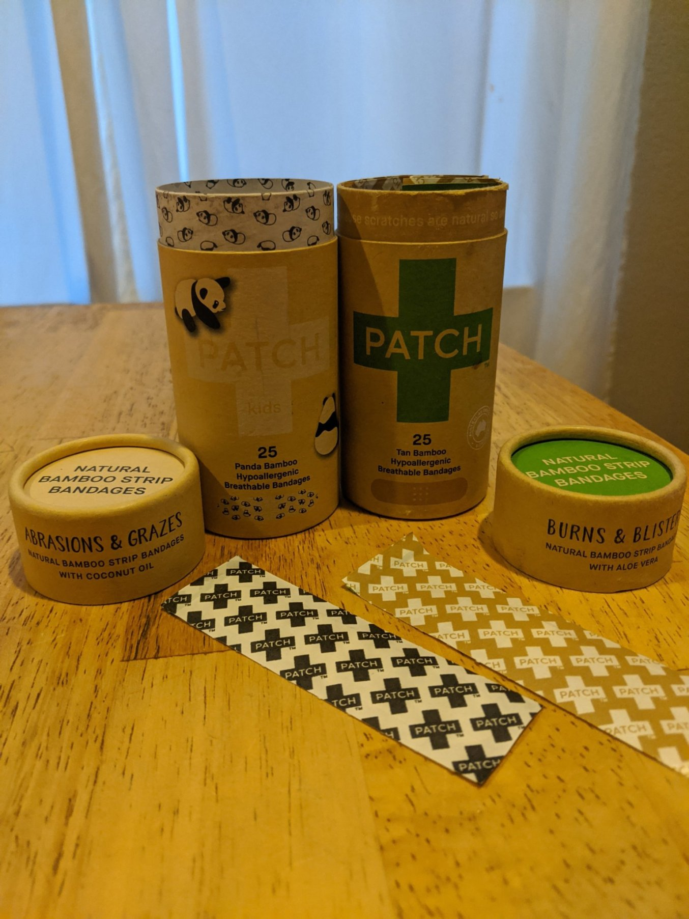 Product Review: Patch bandages