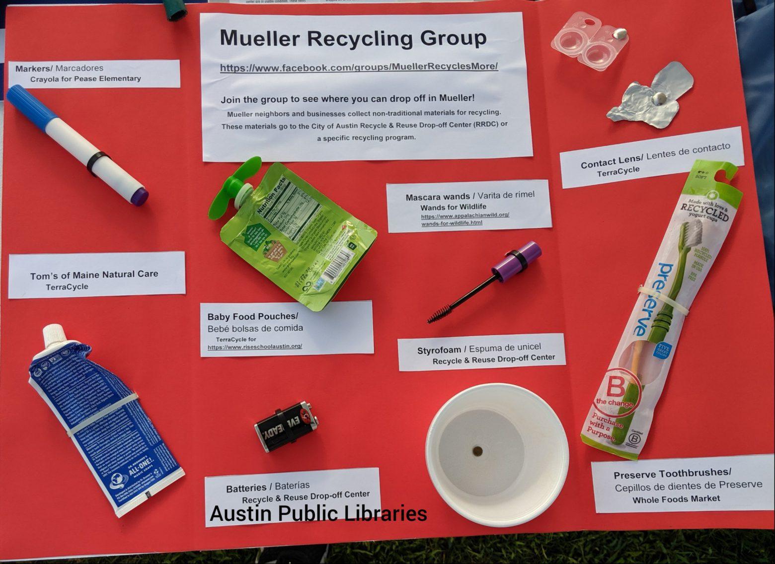 Neighborhood Recycling Group