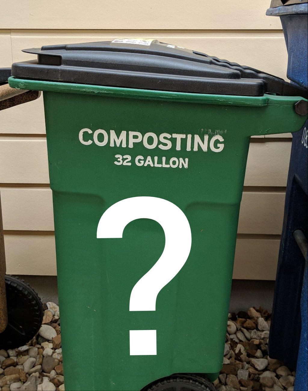 Composting Questions and Confusions