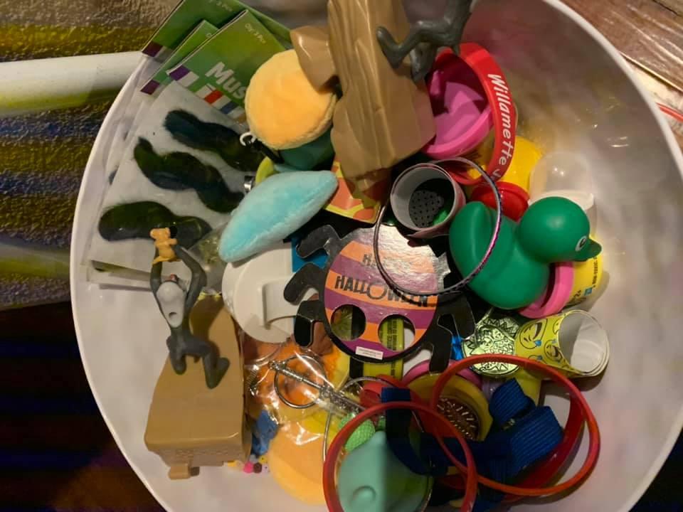 Tiny Toys and Trinkets