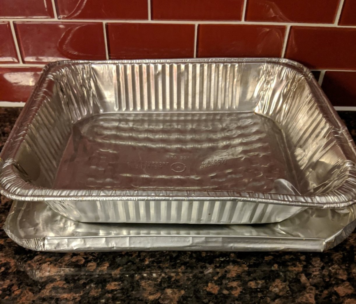 Metal Trays and Aluminum