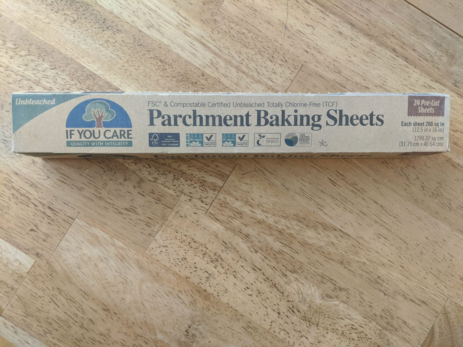 Parchment , Butcher, and Wax Papers