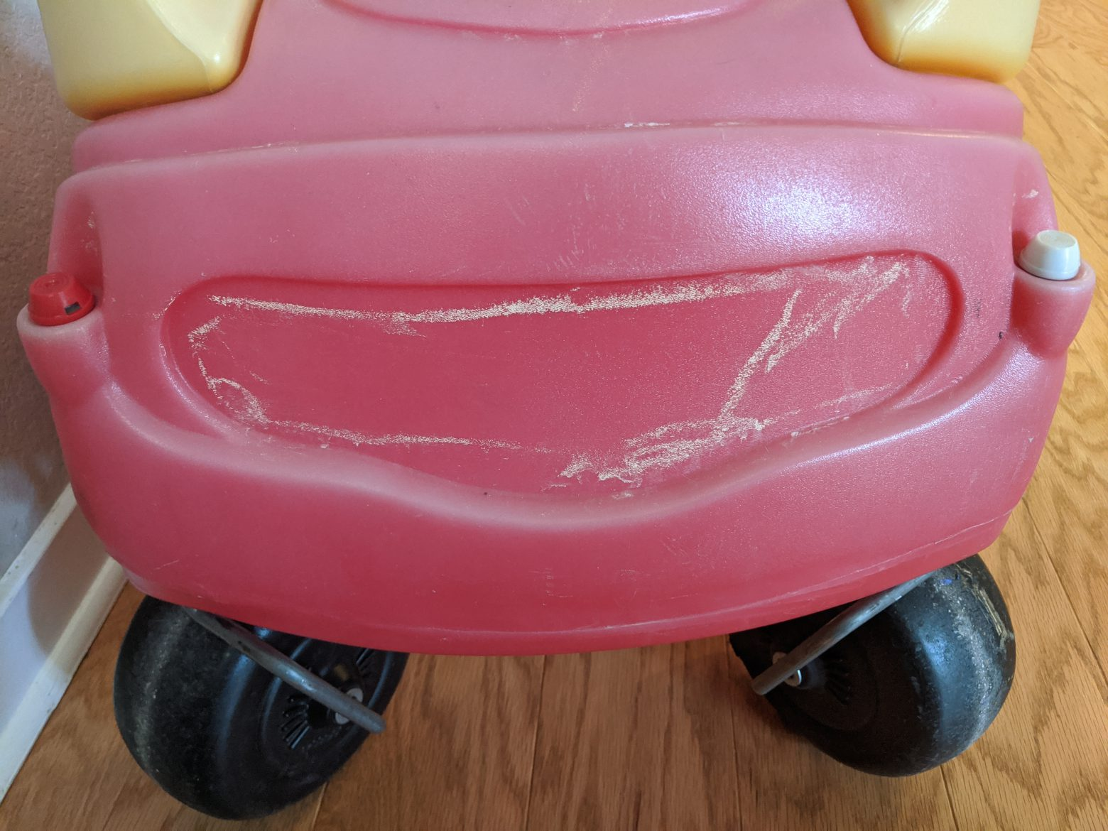 Repair: Toys: Cozy Coupe