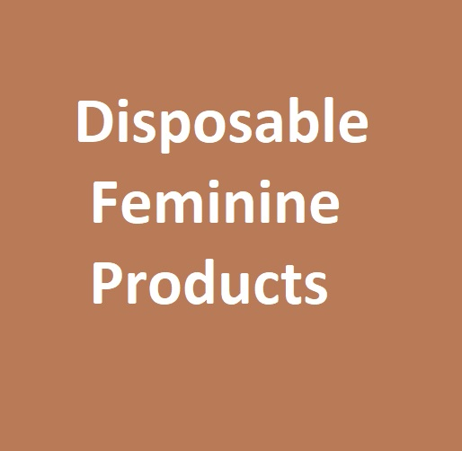 Disposable Feminine Products