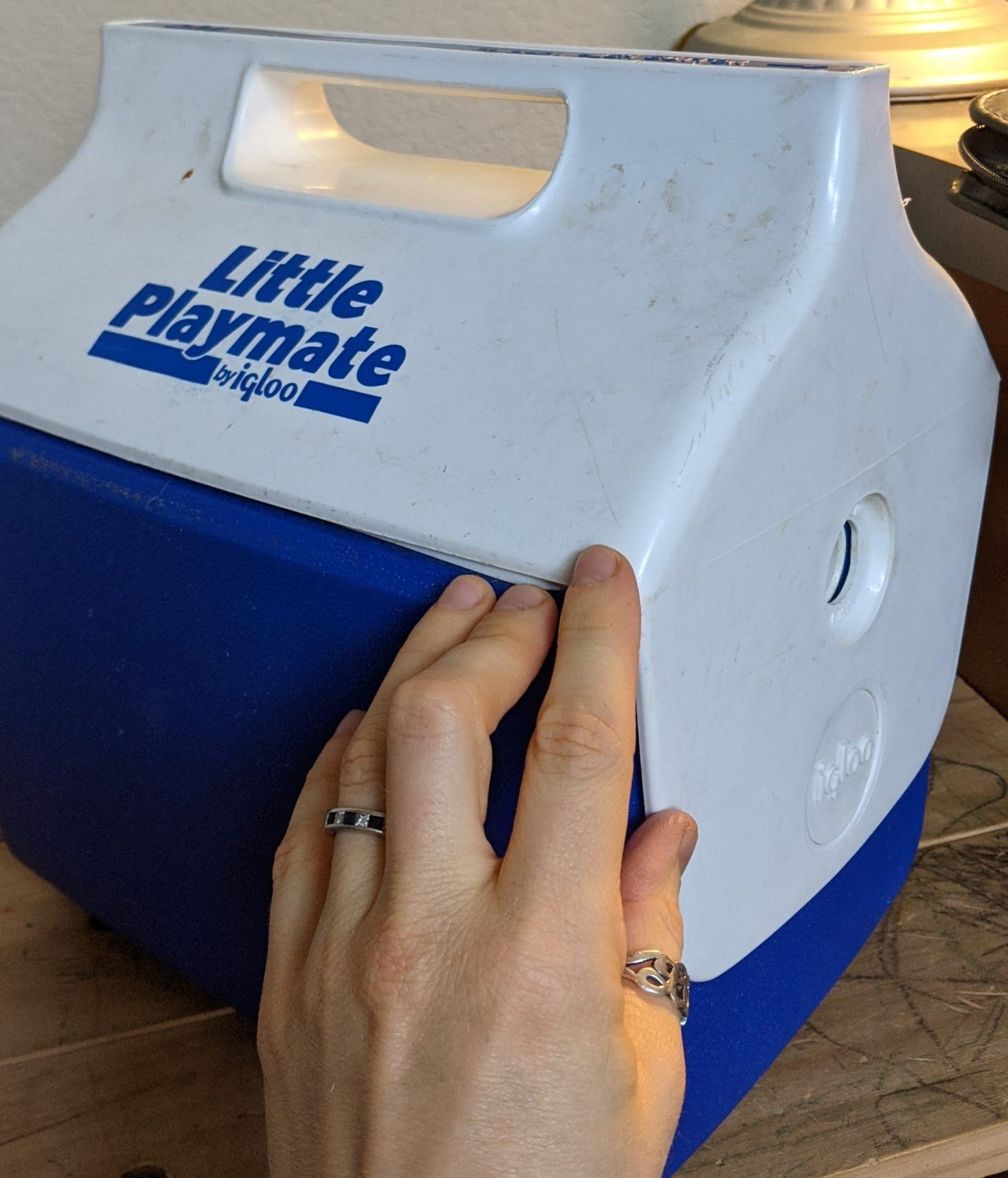 Repair: Igloo Coolers