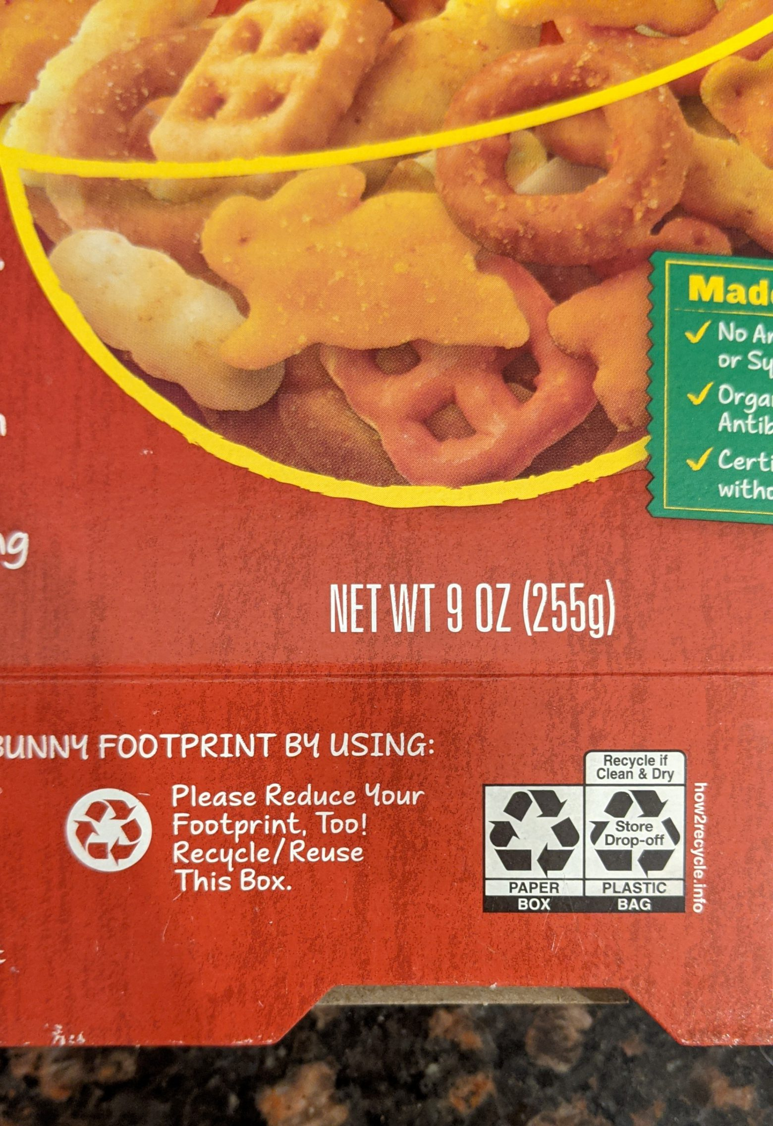 Snack Mix Packaging